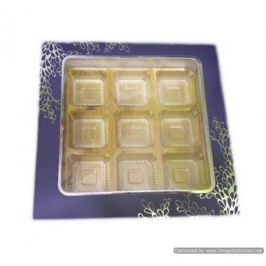 9 cavity box (Rs.45/-)