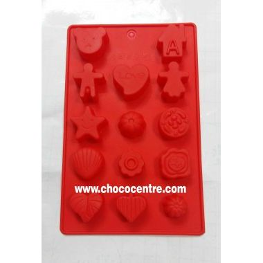 Assorted- Silicon Mold