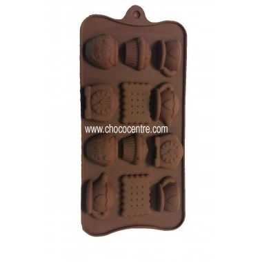 Assorted Kitchen Theme- Silicon Mold