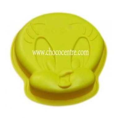 Tweety Silicon Cake  Mold