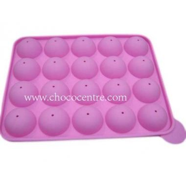 Cake Pop Silicon Mold
